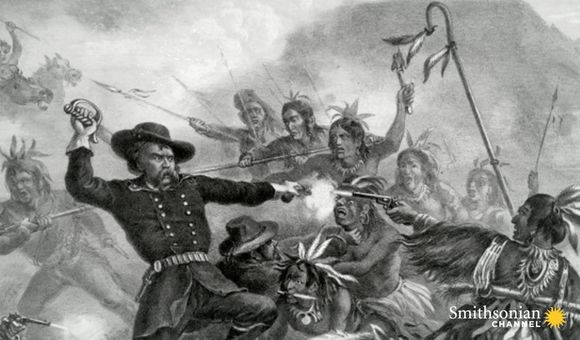 Preview thumbnail for video'Rare Find: The $30,000 Sword George Custer Used in Battle