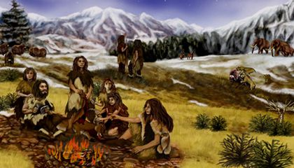 Neanderthals: Made for Mountaineering?