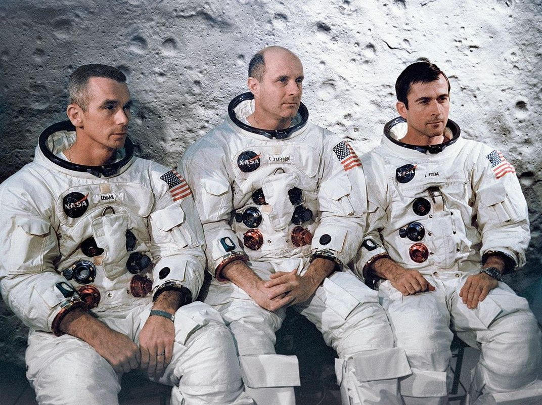 A Smithsonian Curator Reflects on Apollo 10, the Mission ...