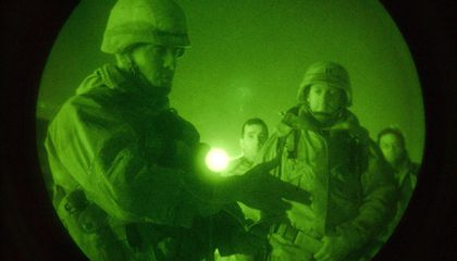 Seeing in the Dark: The History of Night Vision