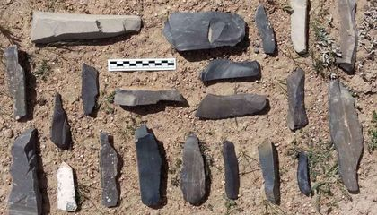"""Evidence Suggests Humans Reached """"Roof of the World"""" 40,000 Years Ago"""