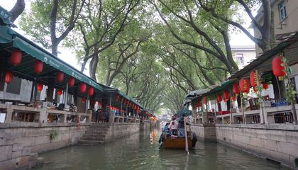 Explore China's Ancient Water Towns