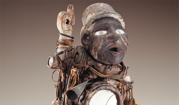 Nkisi Figure, late 19th to mid-20th century