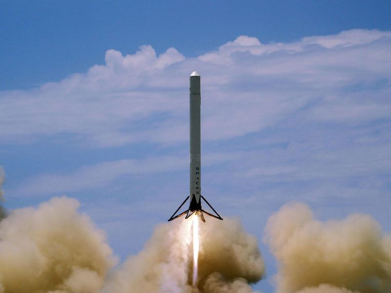 if reusable launch vehicles become a reality it won t be thanks to nasa