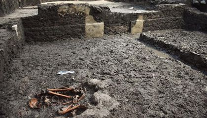 Mexico City Dig Uncovers Traces of Aztec Resistance to Spain