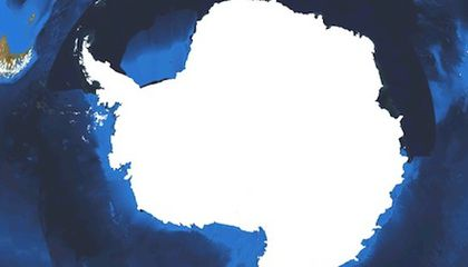 High Levels of Plastic and Debris Found in Waters off of Antarctica