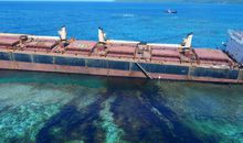 Month-Long Oil Spill in the Solomon Islands Threatens World's Largest Coral Reef Atoll