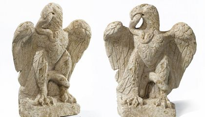 This Eagle Statue Is One of the Greatest Romano-British Artworks Ever Discovered