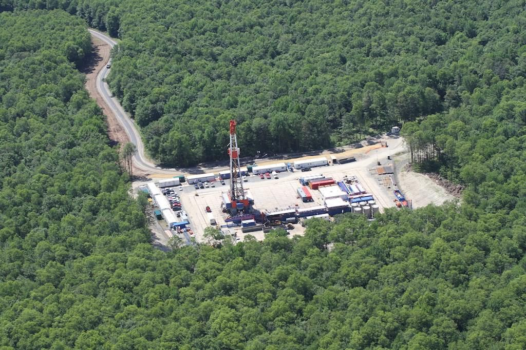 Tracking Frackers From the Sky | Innovation | Smithsonian