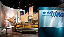 Events Post July 4-8: a tour of Air and Space's highlights, jury duty for the John Brown trial, a trip to the Ocean Hall, Pirates and the dancing Siletz
