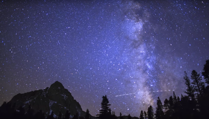 October Skies Herald Meteor Showers Throughout the Month