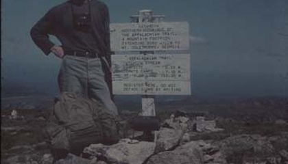 NMAH Showcases First Appalachian Trail Thru-Hiker