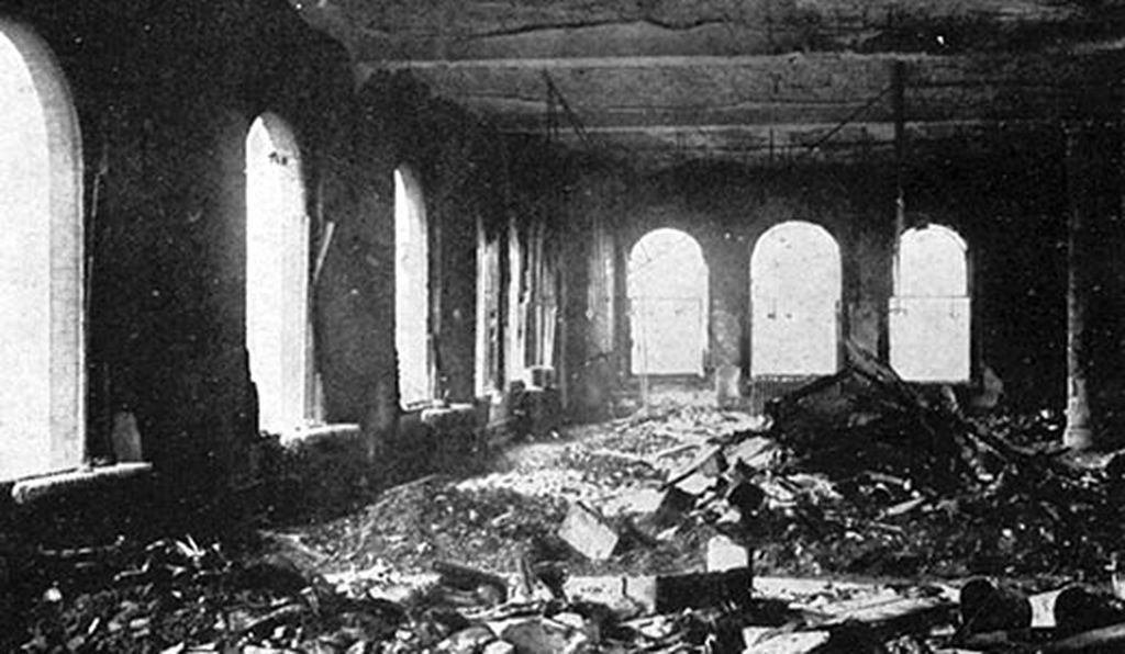 On March 25, 1911, 146 workers perished when a fire broke out in a