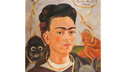 'Once-in-a-Lifetime' Frida Kahlo Retrospective Debuts in Chicago Suburbs