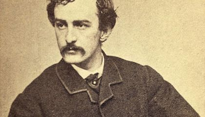 The FBI Was Still Investigating John Wilkes Booth a Century After Lincoln's Death
