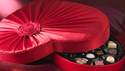 How Chocolate and Valentine's Day Mated for Life