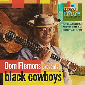 Songster Dom Flemons Brings Back the Melodies of the Black Cowboy