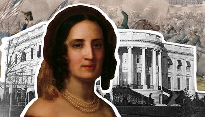 How First Lady Sarah Polk Set a Model for Conservative Female Power