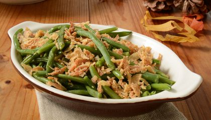 Image: The woman who invented the green bean casserole