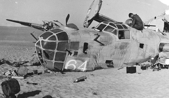 World War II's Most Famous Ghost Plane