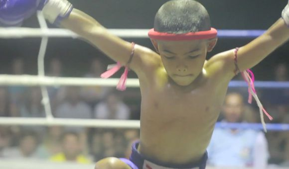 Preview thumbnail for video'The Exotic World of Muay Thai Boxing