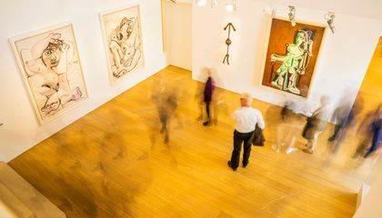 Cash-Strapped Museums are Selling Their Art
