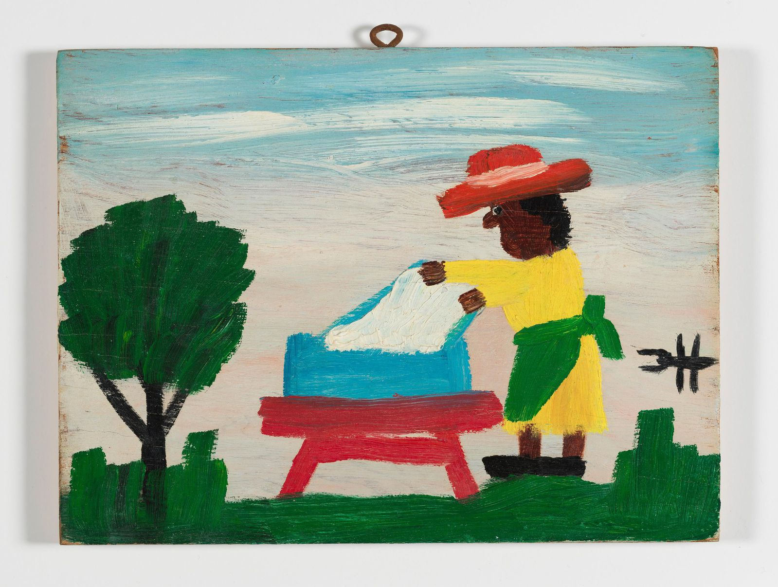 Self Taught Artist Clementine Hunter Painted The Bold Hues