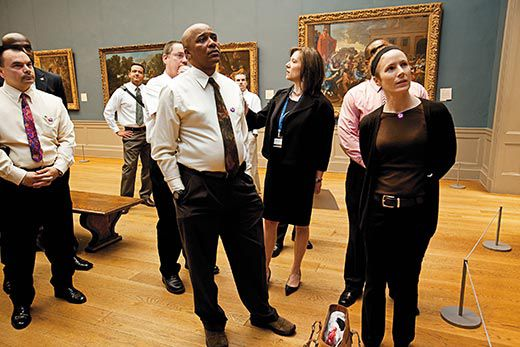 Teaching Cops to See   Arts & Culture   Smithsonian