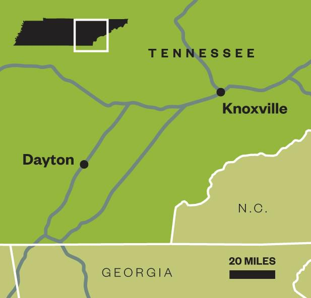 How Much Has The Town Where The Scopes Trial Took Place Evolved