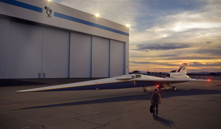 Five Things to Know About NASA's Newest X-Plane