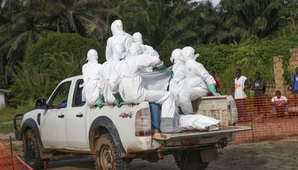 The Difficulty of Burying Ebola's Victims