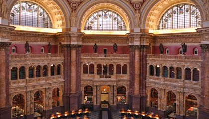 """The Library of Congress Will Ditch the Subject Heading """"Illegal Aliens"""""""