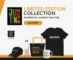 Preview thumbnail for video 'Limited-Edition Juneteenth Collection Available Now