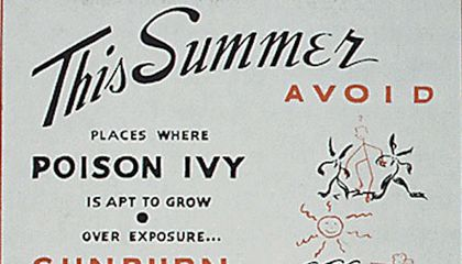 "Vintage Summer Tips From the U.S. Government: ""Overeating Is Overheating"""