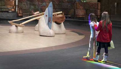 Summer Solstice Shines Light at the American Indian Museum