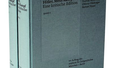 Germany's Controversial New Version of 'Mein Kampf' Is Now a Bestseller