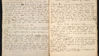Isaac Newton Used This Recipe in His Hunt to Make a Philosopher's Stone