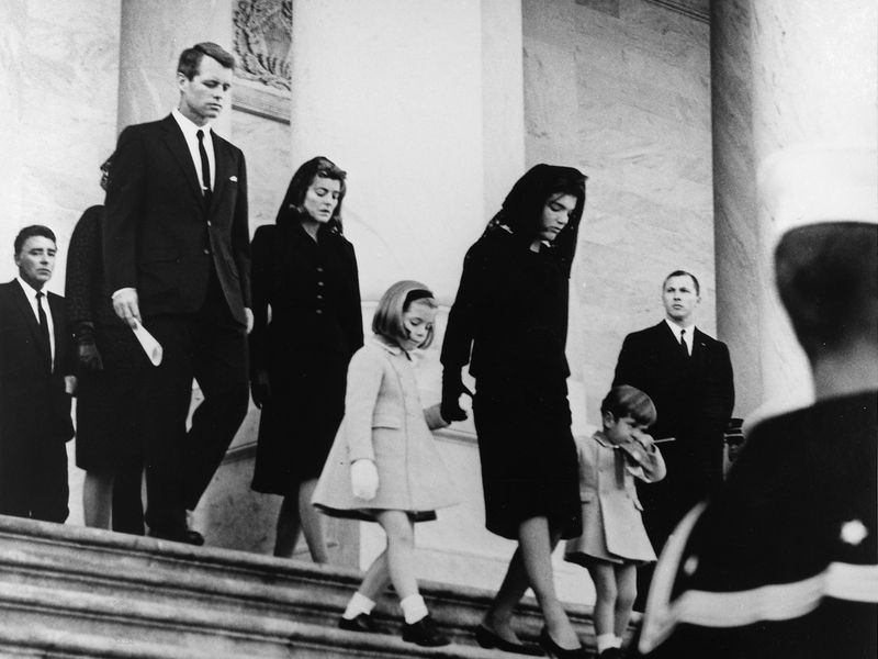 how poetry soothed a nation in mourning for john f kennedy at the