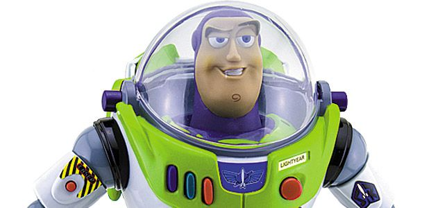 Shuttle passenger: Buzz Lightyear.