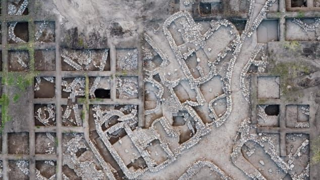 Early Bronze Age City Was the 'New York' of the Southern Levant