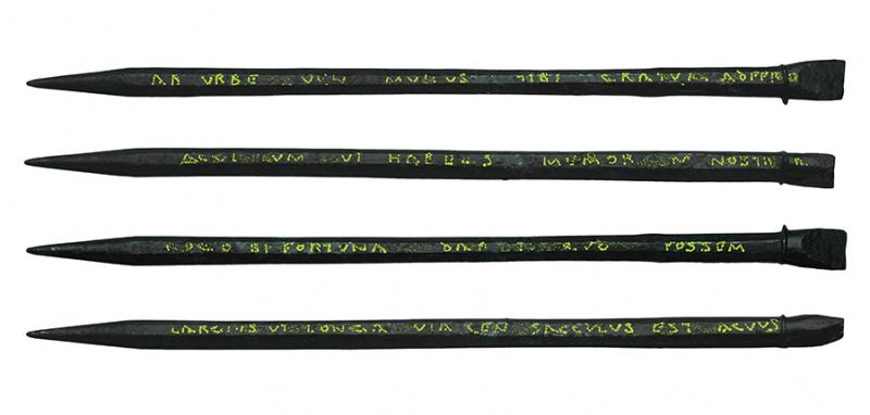 This Ancient Roman Souvenir Stylus Is Inscribed With a Corny Joke