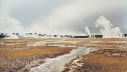 Stark Photographs of America the Beautiful, Forever Altered by Man and Nature