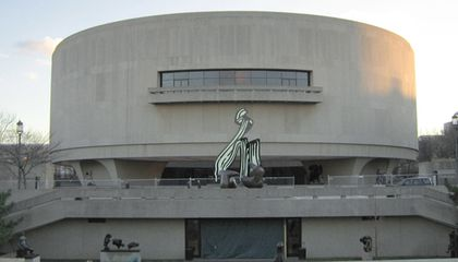 Hirshhorn Museum Temporarily Closed Today, August 20