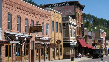 Deadwood Is Getting a Brothel Museum
