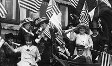 Decade by Decade: Major Events in Women's History