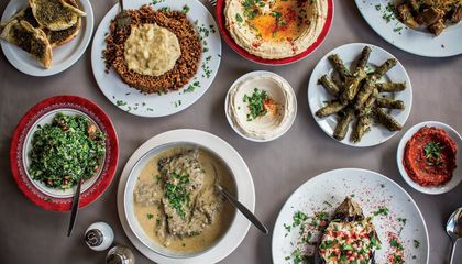 A Culinary Renaissance in the Israeli Countryside