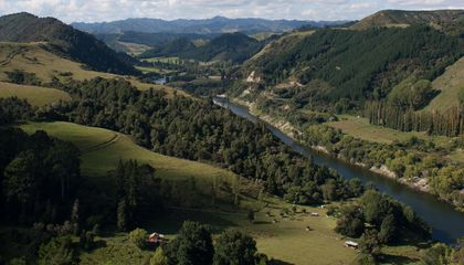 This New Zealand River Just Got the Legal Rights of a Person