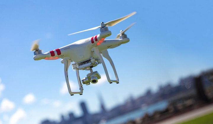 If You Crash a Drone, You Might Land in Jail