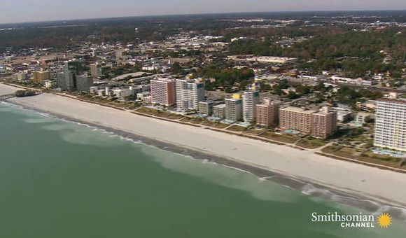 Preview thumbnail for video'The Sandy Shores of Myrtle Beach