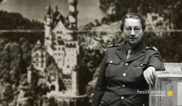 Preview thumbnail for video'This French Woman Risked Her Life to Document Nazi Theft